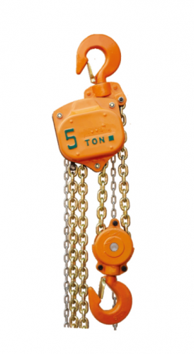 HS-VT SERIES CHAIN BLOCK