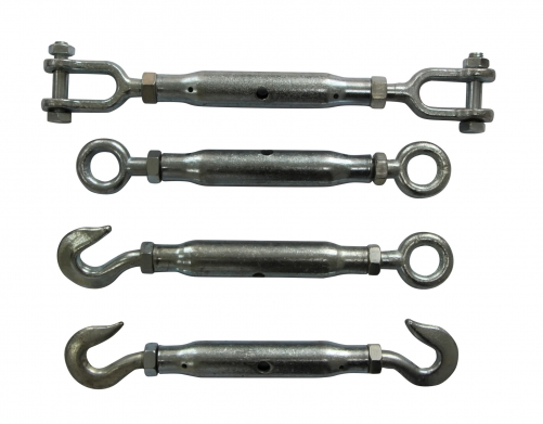 DIN1478 FORGED TURNBUCKLES