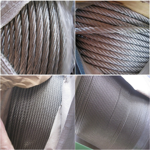 ELECTRIC GALVANIZED WIRE ROPE