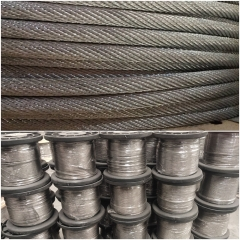STAINLESS STEEL AISI304/AISI316 WIRE ROPE